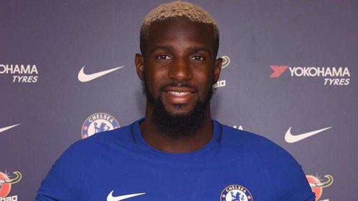 RESMI! Tiemoue Bakayoko Teken Kontrak Berdurasi 5 Tahun Bersama Chelsea