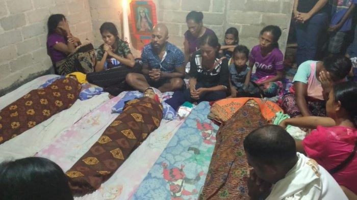 Isak Tangis Iringi Pemakaman Tiga Bocah yang Tenggelam di Batam 'Aku Gak Punya Siapa-siapa Lagi'