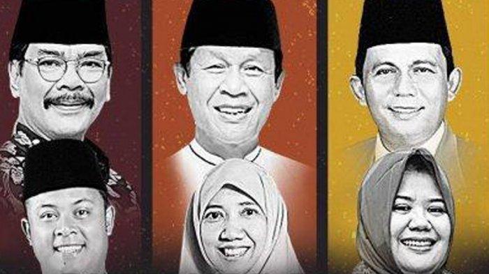 Hasil Real Count KPU Pilgub Kepri Senin (14/12) Malam Ini, Ansar Ahmad-Marlin Agustina Unggul