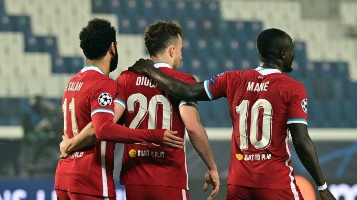 Liverpool Menang 5 Gol atas Atalanta, Jurgen Klopp: Ini yang Kami Butuh, Pemain Bermain Luar Biasa