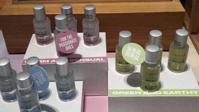Beli Parfum The Body Shop Dapat Diskon Pembelian Lipstik