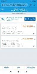 Harga Tiket Pesawat Melambung, Batam-Jakarta Tembus Rp 11 Juta, Penumpang : Bisa Beli Sepeda Motor