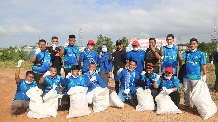 ATB Dukung Kota Batam Bersih dari Sampah, Peringati Hari Peduli Sampah Nasional di Bengkong
