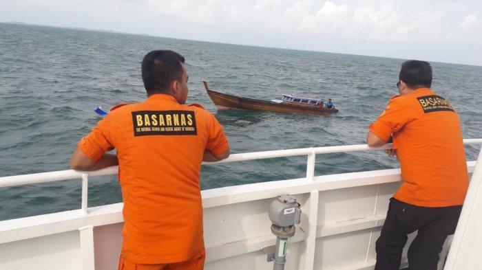 Kapal Ikan Sudah 3 Hari Hilang Kontak di Perairan antara Anambas dan Tanjungpinang