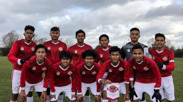 Live Streaming Garuda Select vs QPR U18 di Inggris Live Supersoccer Malam Ini, Mulai 21.00 WIB