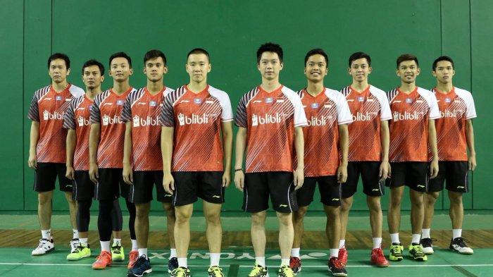 THOMAS CUP 2018 - Jadwal Indonesia vs China di Semifinal Jumat Malam Ini