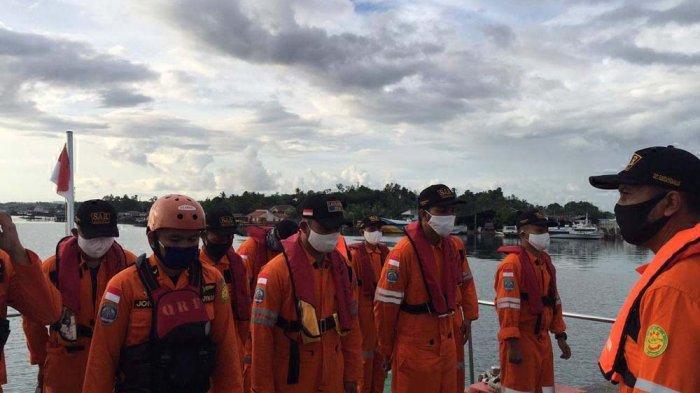 Warga Lubukbaja Jatuh dan Hilang saat Mancing di Pulau Abang Batam