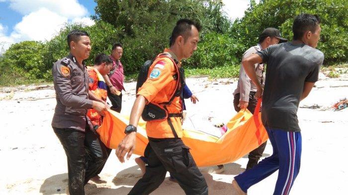 Innalillahi, Warga Lingga yang Hilang Tenggelam Ditemukan Sudah Tak Bernyawa di Pantai
