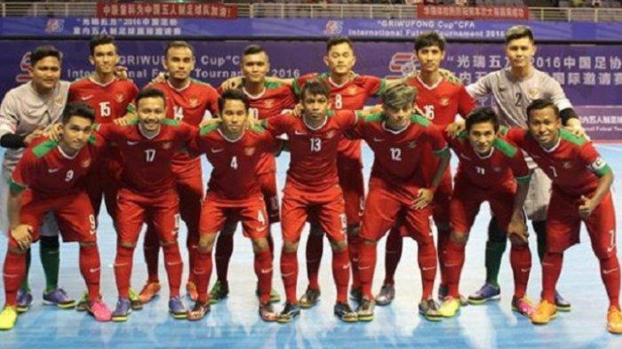 Hasil, Jadwal dan Klasemen Piala AFF Futsal 2018, Setelah Indonesia Menang Telak atas Myanmar