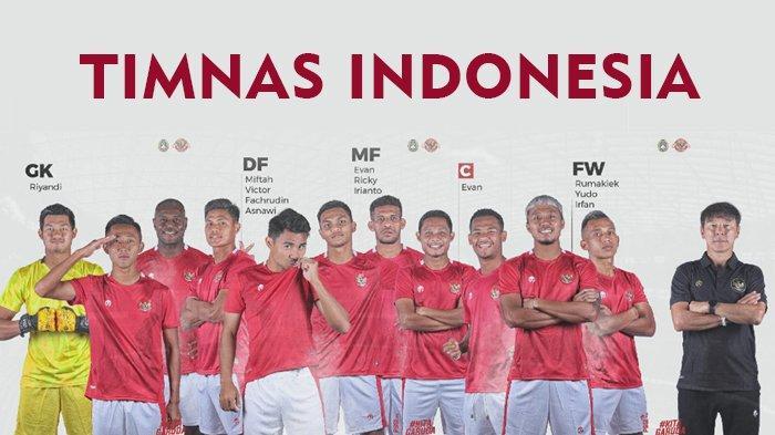 Timnas Indonesia vs Taiwan Live Indosiar 20.00 WIB, Shin Tae-yong: Harus Lebih Berani