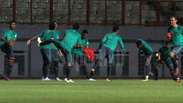 Timnas U-23 Indonesia vs Suriah - Evan Dimas Bakal Manjakan Egy Maulana Vikri