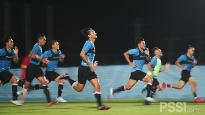Berita Timnas Indonesia - Selalu Dimainkan, Ini 7 Pemain Kesayangan Shin Tae-yong