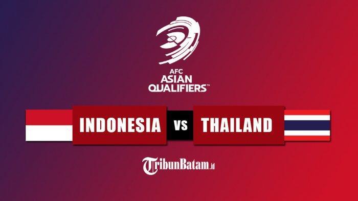 Live Streaming Timnas Indonesia vs Thailand, Shin Tae-yong Andalkan Trisula Egy, Evan Dimas, Witan