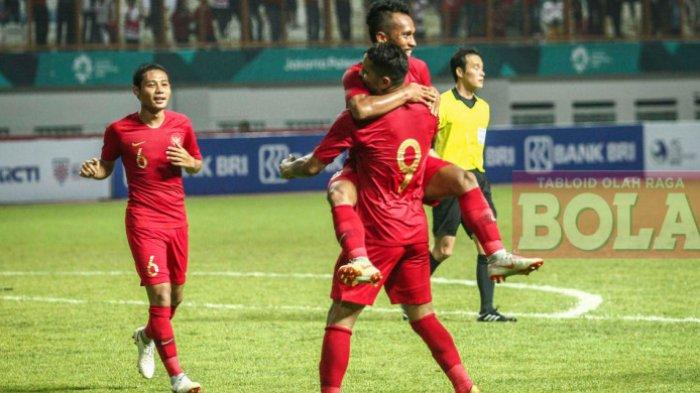 UPDATE Hasil Indonesia vs Timor Leste. Alberto Goncalves Cetak Gol. Indonesia Unggul 3-1