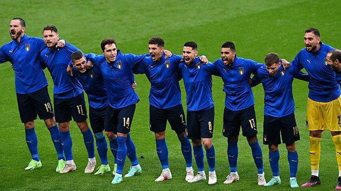 Final Piala Eropa 2020 Italia vs Inggris, Bonucci: Kami Tidak Takut Main di Tanah Inggris