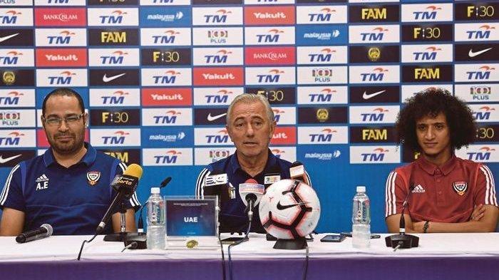 Timnas Malaysia vs UEA Kualifikasi Piala Dunia 2022, Harimau Malaya Ingin Patahkan Rekor Buruk