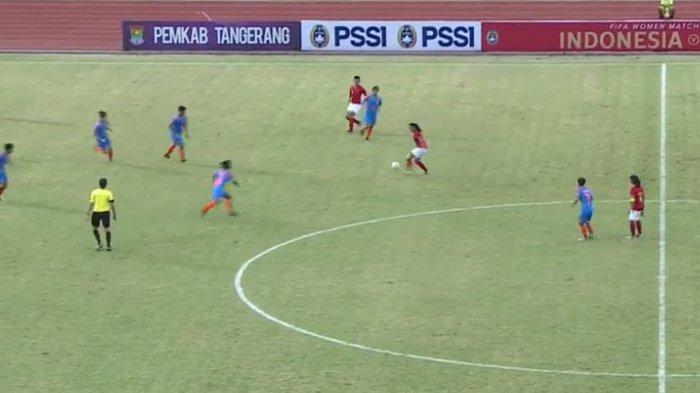 SEDANG BERLANGSUNG! Live Streaming Timnas Indonesia vs India dalam FIFA Matchday
