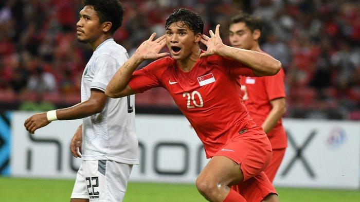 Hasil Lengkap dan Klasemen Grup B Piala AFF Usai Filipina vs Thailand Imbang, Singapura Menang Telak