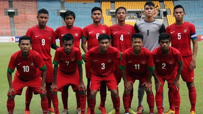 Kalah dari Australia, Indonesia Tersingkir Dalam Piala AFF U-15. Ini Hasil Lengkapnya