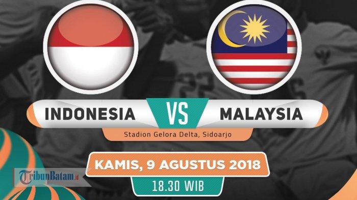 Timnas U16 Indonesia vs Malaysia - Berikut 3 Kekalahan Indonesia Ketika Jumpa Malaysia