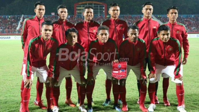 Timnas U-16 Indonesia vs Vietnam - Garuda Asia Optimistis Lolos ke Babak 8 Besar Piala Asia U16