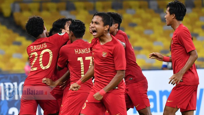Jadwal Piala AFF U-18 2019, Timnas U18 Indonesia vs Laos Besok Senin 12 Agustus 2019