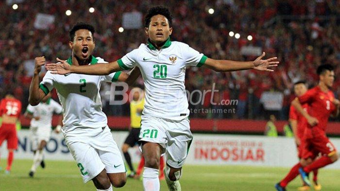 Jadwal LIVE STREAMING Timnas U16 Indonesia vs Vietnam - Garuda Muda Siap Taklukkan Naga Emas