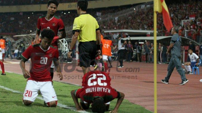 Timnas U16 Indonesia vs Thailand - Kiper Ernando Jadi Pahlawan Kemenangan Tim Garuda