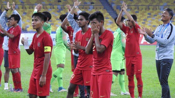Timnas U16 Indonesia vs Australia, Fakhri Husani Belum Bisa Saingi Eks Pelatih Legendaris Persib