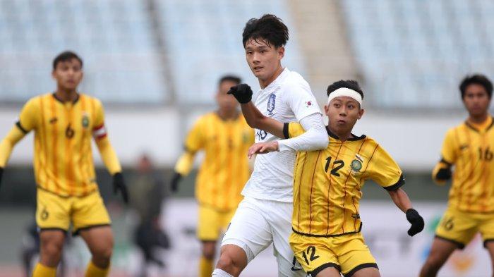 Korsel Menang 11-0 atas Brunei Darussalam. Teror Jelang Lawan Indonesia?