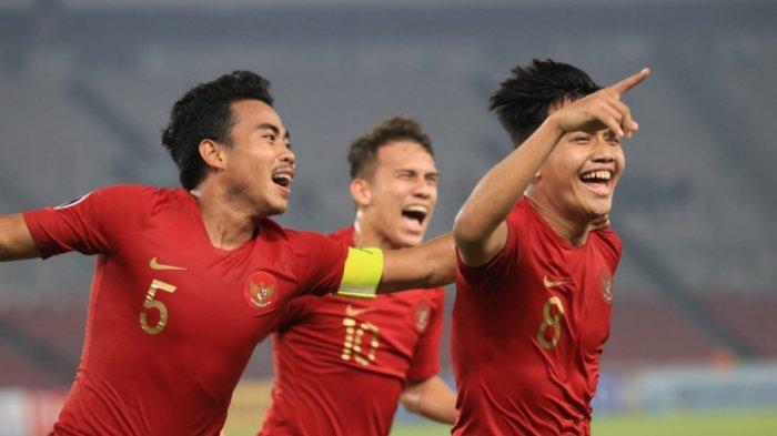 Hasil Timnas U19 Indonesia vs Persekabpas Pasuruan, Sutan Zico Cetak 2 Gol, Garuda Muda Menang 4-0
