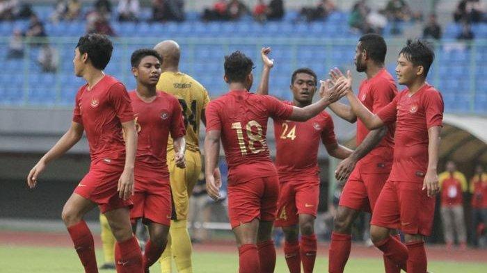 Hasil Akhir Myanmar U22 vs Indonesia U22 Piala AFF U22 2019, Rahmat Irianto Selamatkan Garuda Muda