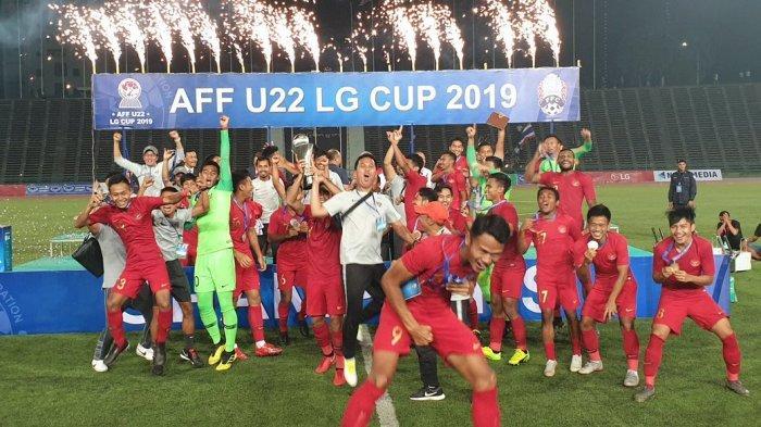 Timnas Indonesia Juara Piala AFF U22 2019, Indra Sjafri: Tuhan Menjawab Doa Kita Semua