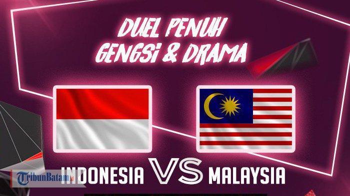 Hasil Akhir Timnas U22 Indonesia vs Malaysia Skor 2-2, Garuda Posisi 2 Klasemen Grup B