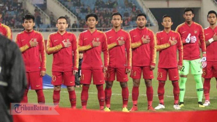 Jadwal Siaran Langsung Timnas U23 Indonesia vs Filipina, Perebutan Juara Ketiga Piala Merlion 2019