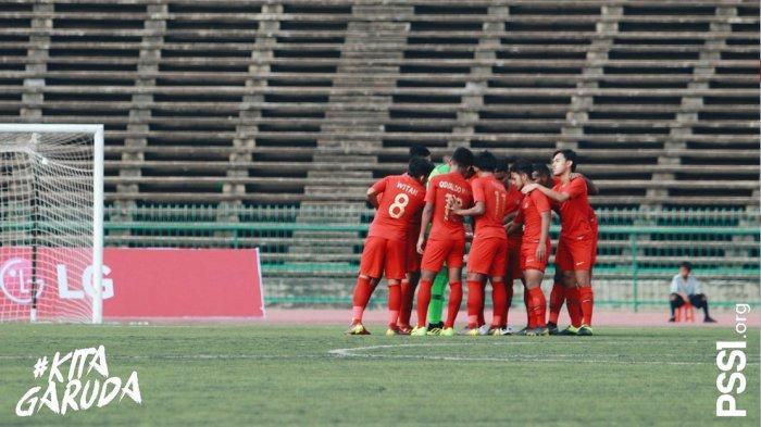 Diwarnai Gol Bunuh Diri, Timnas U23 Indonesia Dikalahkan Tuan Rumah China 0-2