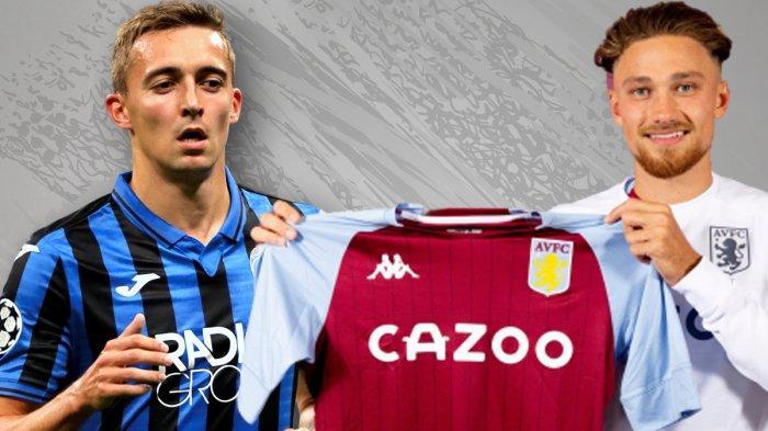 UPDATE Transfer Liga Inggris, Leicester Rekrut Bek Atalanta Castagne, Aston Villa Kontrak Matty Cash