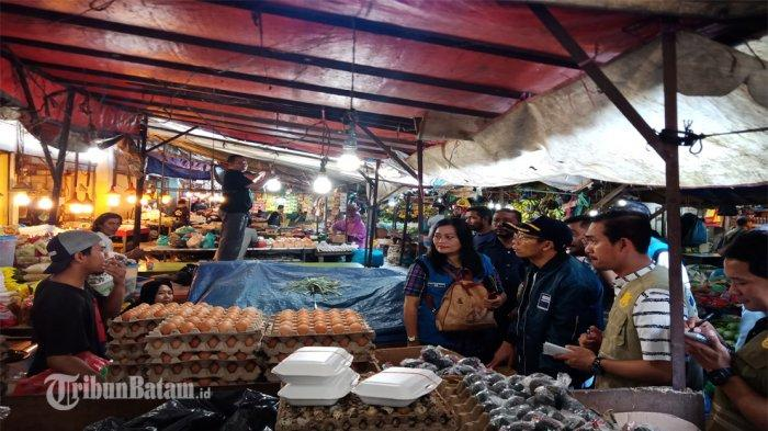 Legislator DPRD Batam Hendra Asman Soroti Kenaikan Harga Sembako di Batam, Sarankan Ini pada Pemkot