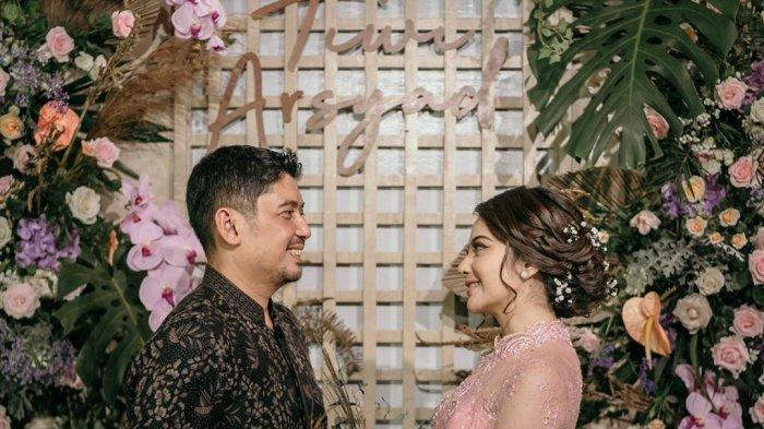 Tiwi Eks T2 Lepas Status Jandanya, Prastiwi Dwiarti Menikah dengan Seorang Pengusaha