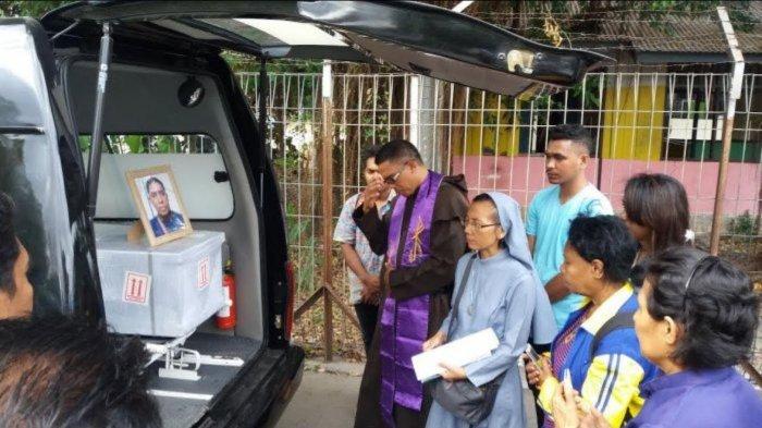 Belasan Tahun Jarang Ada Kabar, TKI Asal NTT yang Bekerja di Malaysia Ini Pulang tak Bernyawa