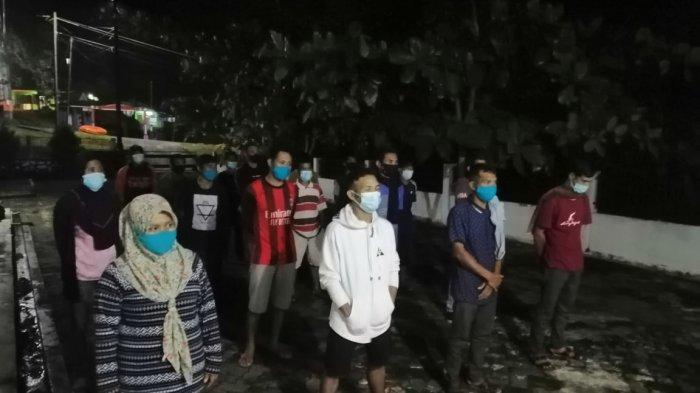 Polres Bintan Serahkan 18 TKI Ilegal Hasil Ungkap Kasus ke BP2MI Tanjungpinang