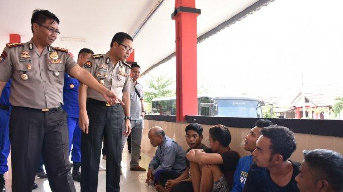 2 Warga Batam Ditangkap Polisi, Sudah Sering Selundupkan TKI Ilegal ke Malaysia