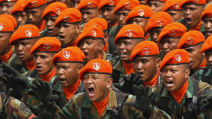 KABAR GEMBIRA! TNI AU Buka Pendaftaran Prajurit Baru. Cek Syarat dan Waktu Pendaftaran