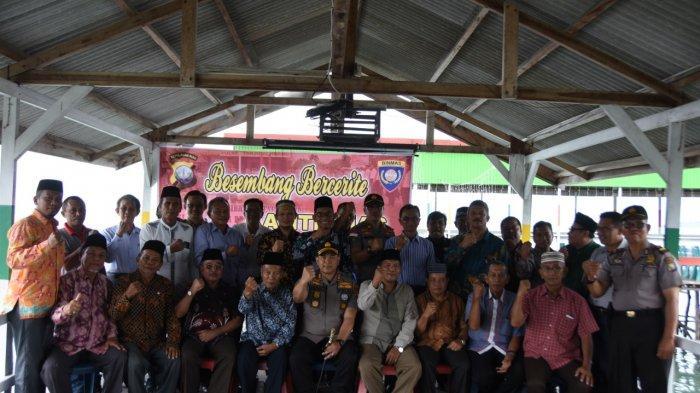 Kapolres dan Tokoh Masyarakat Tanjungpinang Duduk Bersama, Sepakati Jaga Keamanan