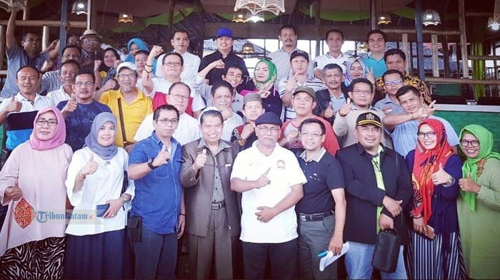 Satukan Komunitas, Warga Palanta Minang Bahas Peluang Usaha Hingga Politik