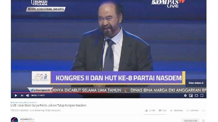 Tolak Usulan NasDem Maju Capres 2024, Surya Paloh Justru Singgung Anies Baswedan & Ridwan Kamil