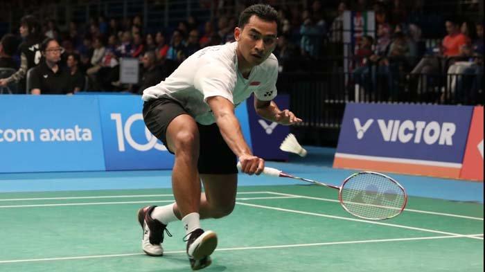 UPDATE HASIL SEMIFINAL KOREA OPEN 2018 - Kalahkan Jonatan Christie,Tommy Sugiarto ke Final