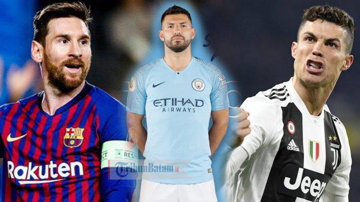 Top Skor Liga Champions, Tambah Dua Gol, Lionel Messi Kini Top Skor dengan 8 Gol