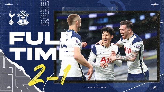 Hasil Tottenham vs Southampton, Debut Manis Ryan Mason, Gareth Bale & Son Cetak Gol, Spurs Menang