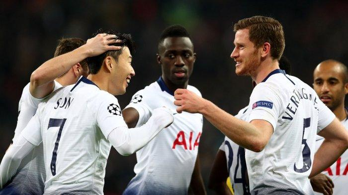 LINK Live Streaming West Ham vs Tottenham Hotspur Liga Inggris Malam Ini via TV Online